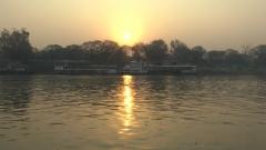 Irrawady départ Mandalay