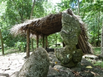 Nuku Hiva site archeo Hatiheu