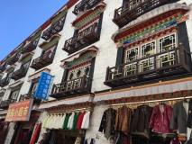 Lhassa quartier commerçant